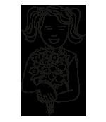 Kinderen; kinderplukmiddag; plukken; pluktuin; Bloemenliefde; Ouddorp